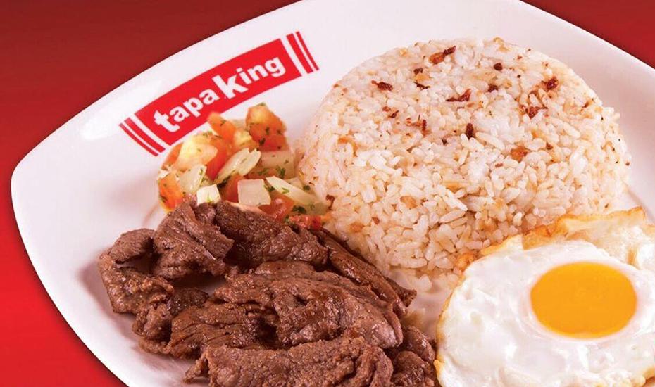 Tapa King   Filipino restaurants in Singapore