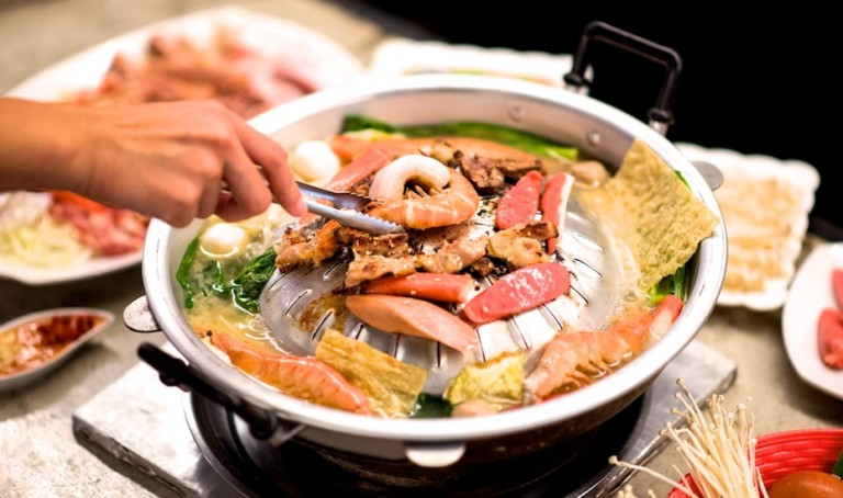 Best mookata in Singapore: Where to eat cheap, authentic Thai BBQ and steamboat with grilled meats