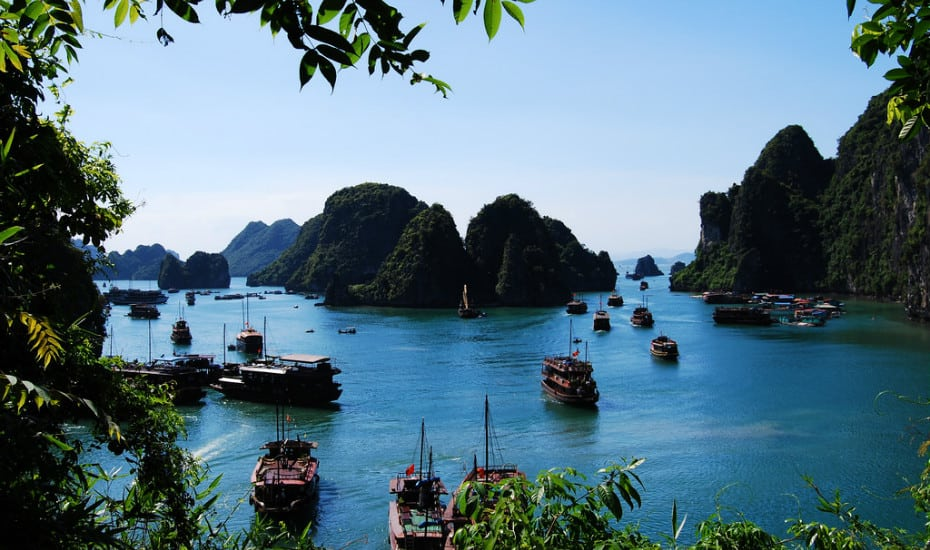 Short weekend getaways: Halong Bay