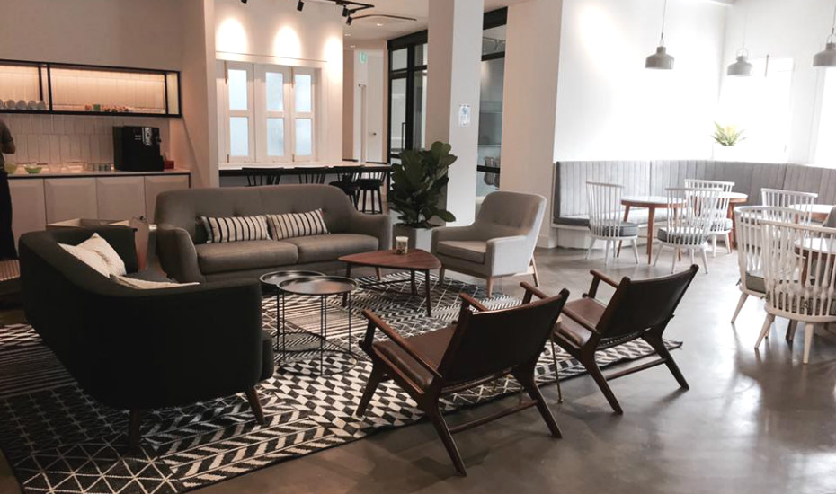 Co-working spaces for freelancers and start-ups in Singapore