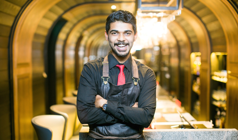 Le Binchotan in Singapore: We interview Head Bartender Sugar Ray Ruban on his favourite bars, hobbies and more