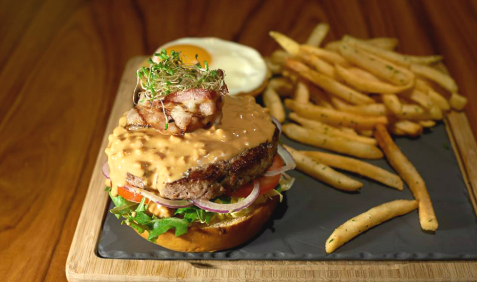 Peanut Butter dishes in Singapore: Best restaurants for peanut butter burgers, fries, cheesecakes, milkshakes, cocktails and more