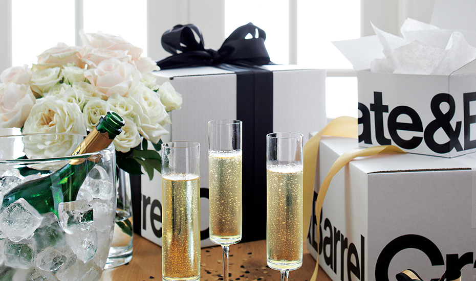 wedding gift registries in singapore crate and barrel launches home
