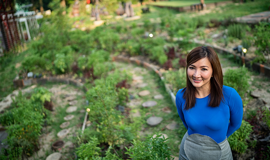 Interview: Cynthia Chua, Singapore beauty and lifestyle maven, on Open Farm Community and hidden gems in Dempsey