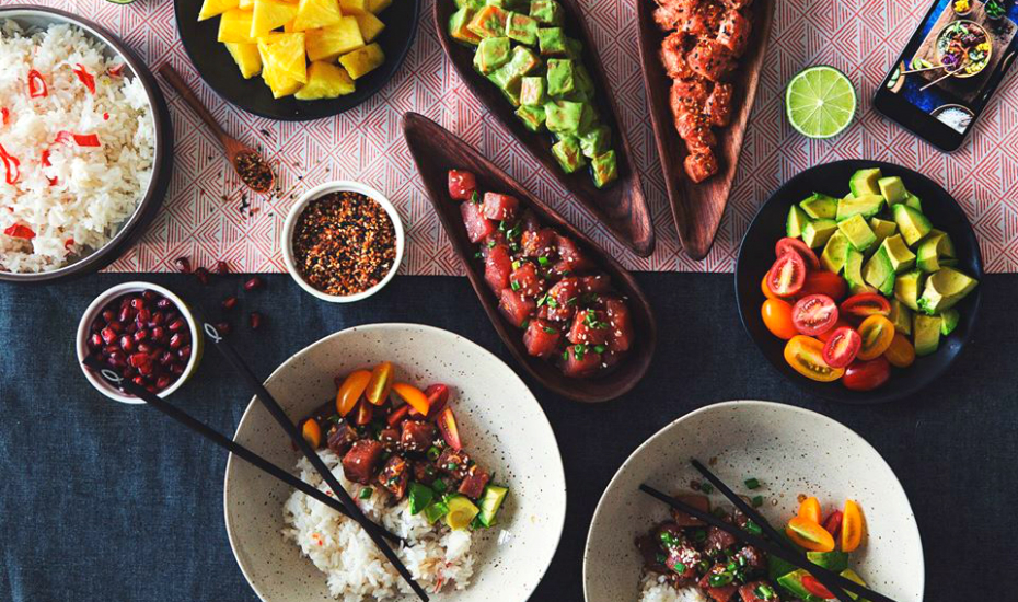 Review: We try A Poke Theory at Boon Tat Street for its poke and smoothie bowls