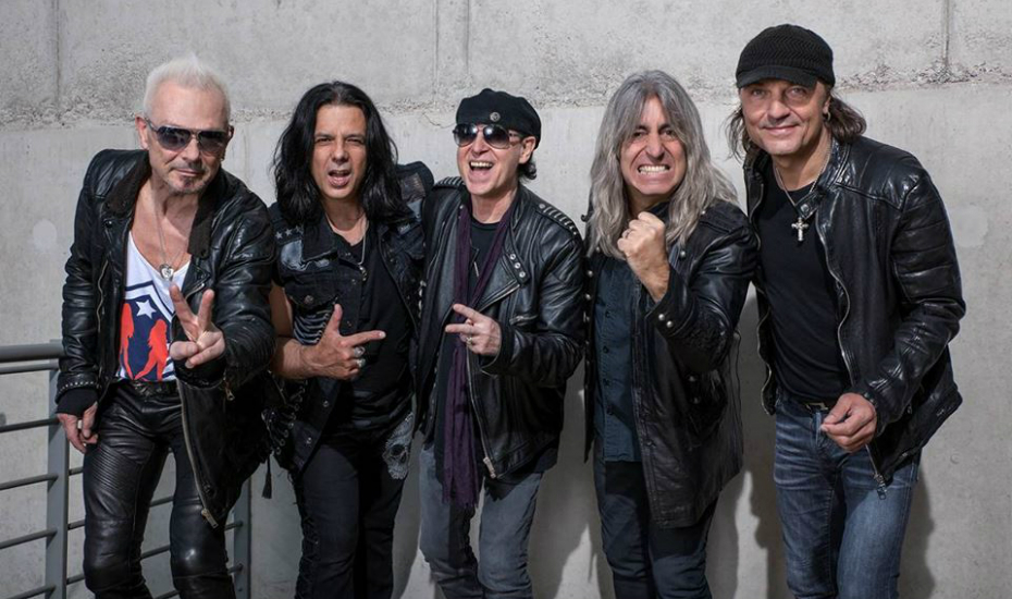 50 years on, and Scorpions are still going strong (Credit: Scorpions FB page)
