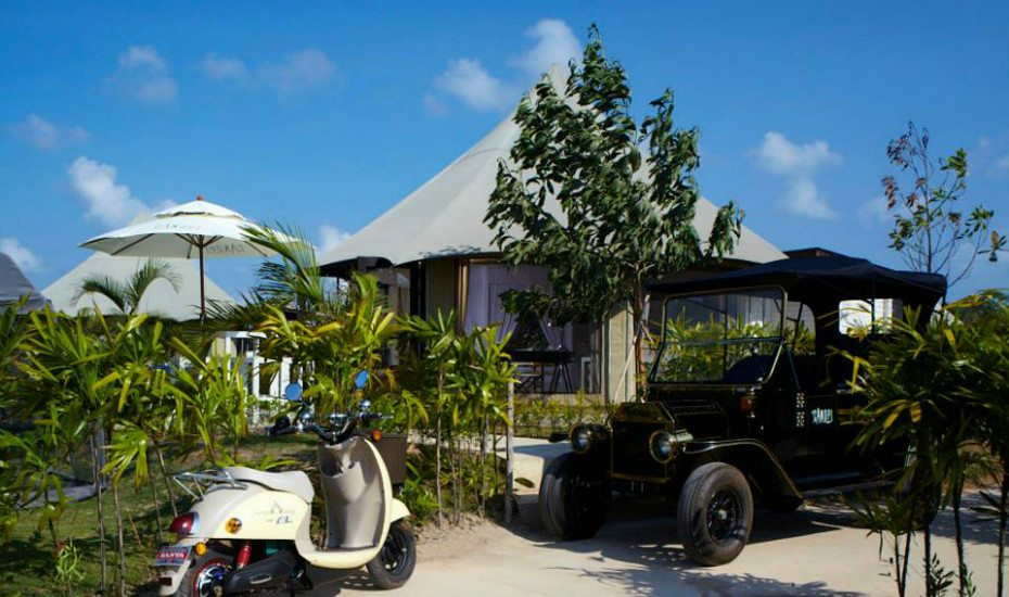 Glamping in Asia: The Canopi Bintan