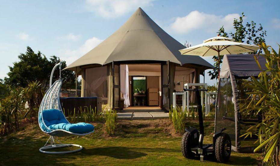 Get your glamp on with these luxury camping sites in Asia