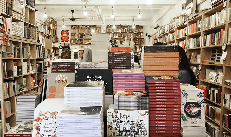 BooksActually 24-Hour Bookstore event