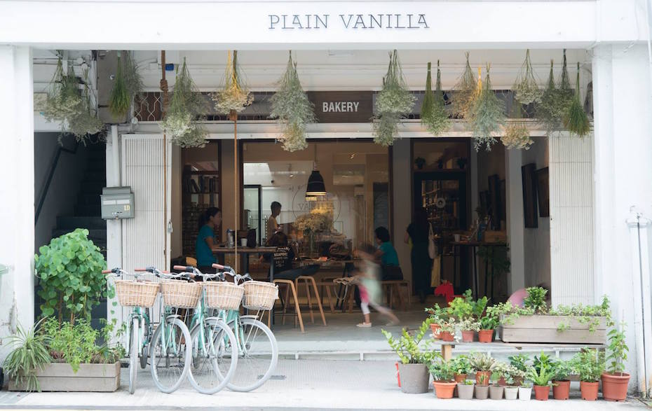 Tiong Bahru Singapore neighbourhood guide: Plain Vanilla