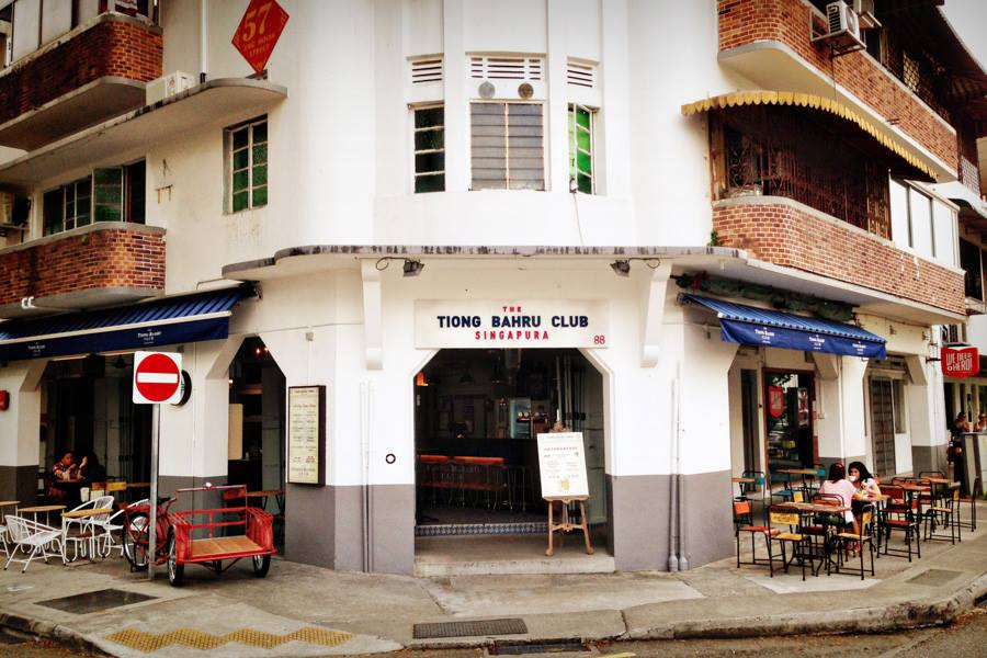 Tiong Bahru Singapore guide: The Tiong Bahru Club