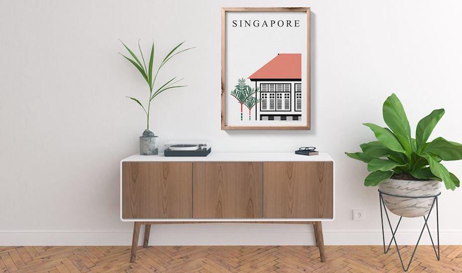 eck&art designs Singapore Honeycombers