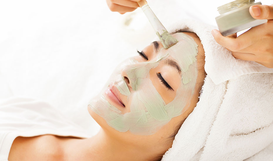 Facials in Singapore: Caring Skin at Orchard Road has a deep-cleansing skin care treatment to soothe sensitive, acne-prone skin