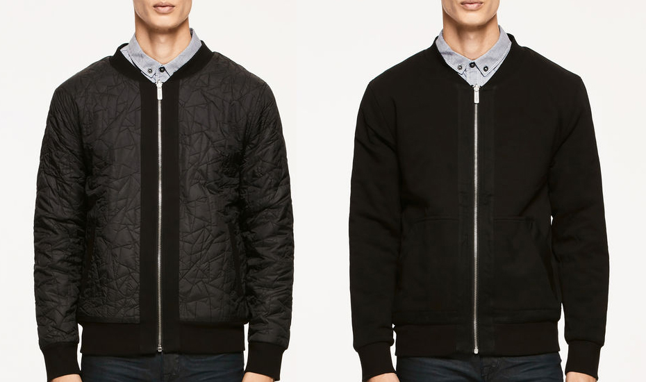 Calvin Klein Jeans Jeb Reversible Quilted Bomber Jacket, SGD$356.86 Calvin Klein (Credit: Calvin Klein)