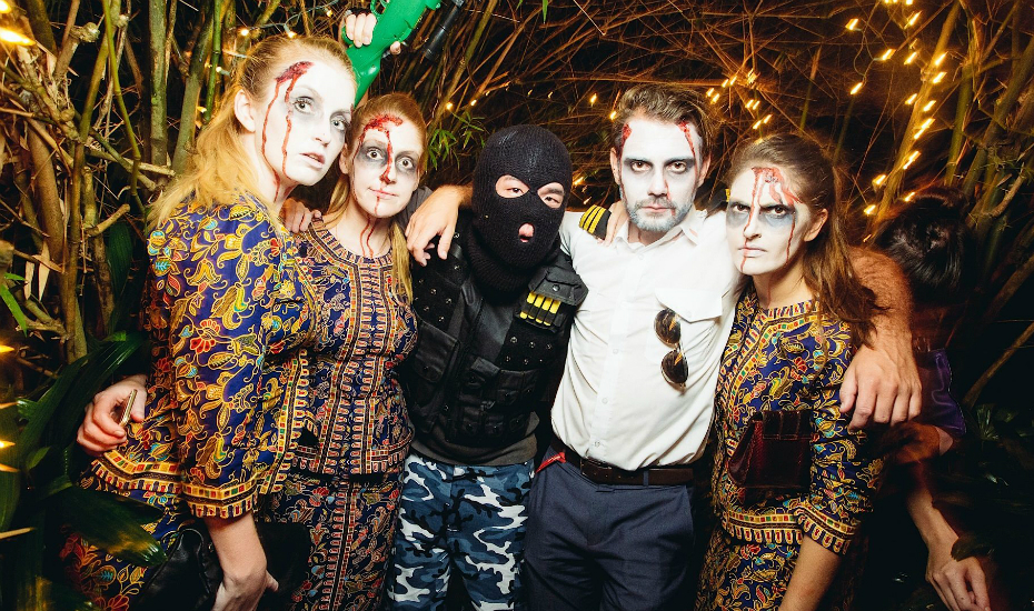 to do on Halloween 2016 in Singapore: Halloween events, parties ...