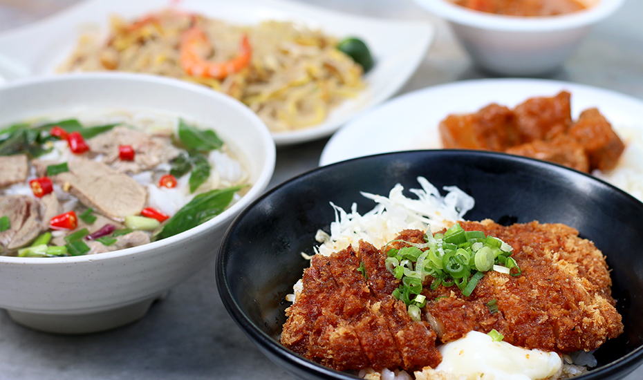 Best Hawker Centres in Singapore: Lau Pa Sat and our Recommended Stalls