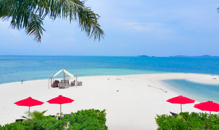 Private islands near Singapore: Where to rent islands in Southeast Asia for a unique beach vacation