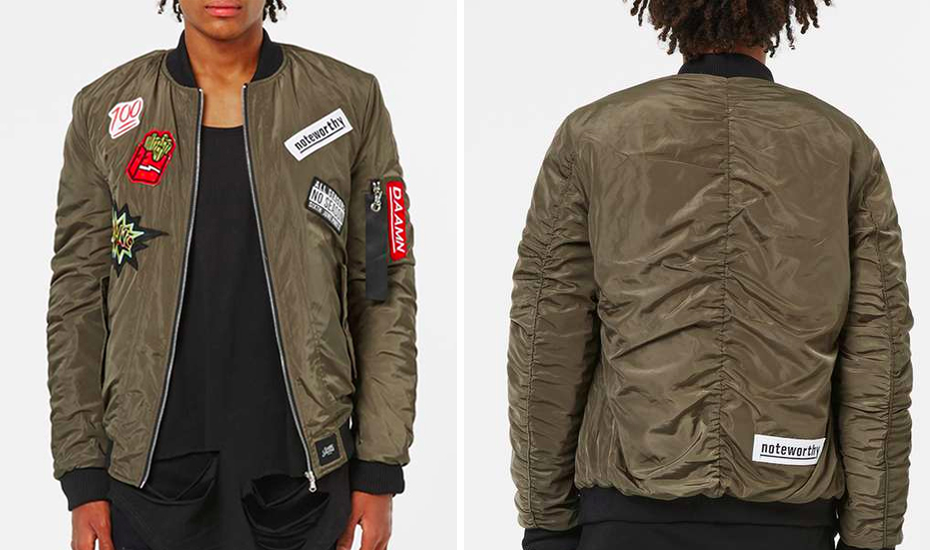 a7e0db712 Shopping for bomber jackets in Singapore: Where to buy this ...