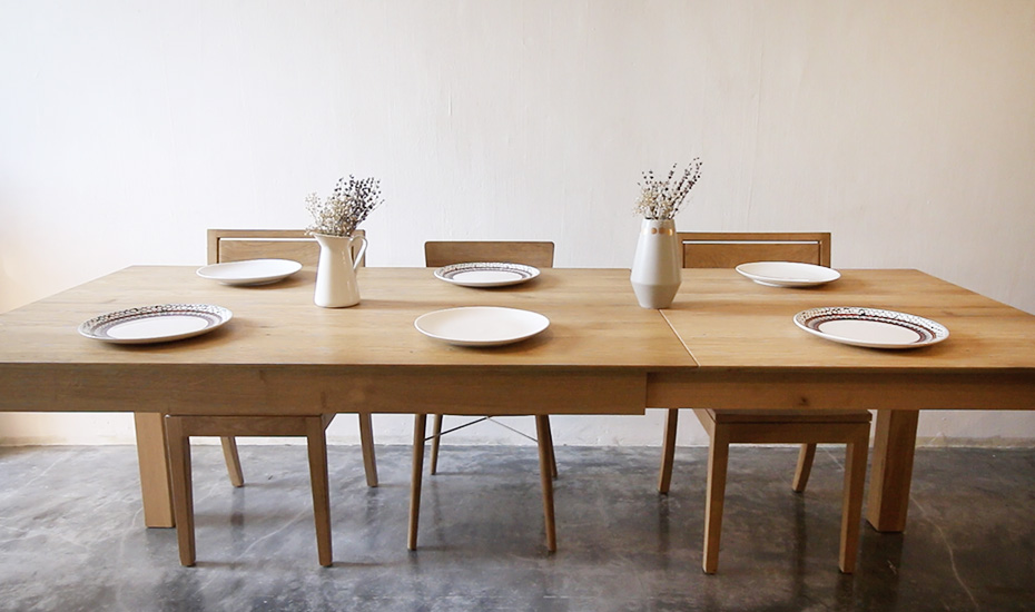 Furniture shopping in Singapore: Soul & Table