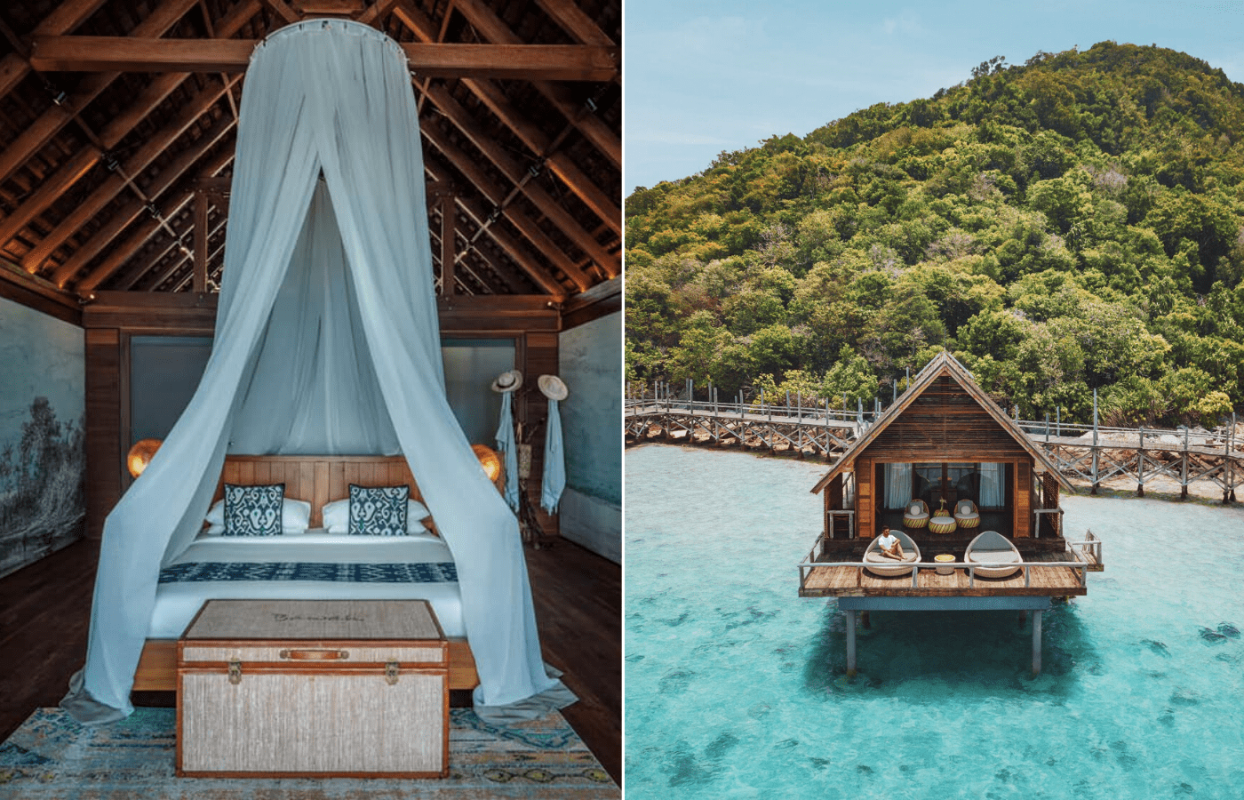 bawah island | private island resorts in Southeast Asia