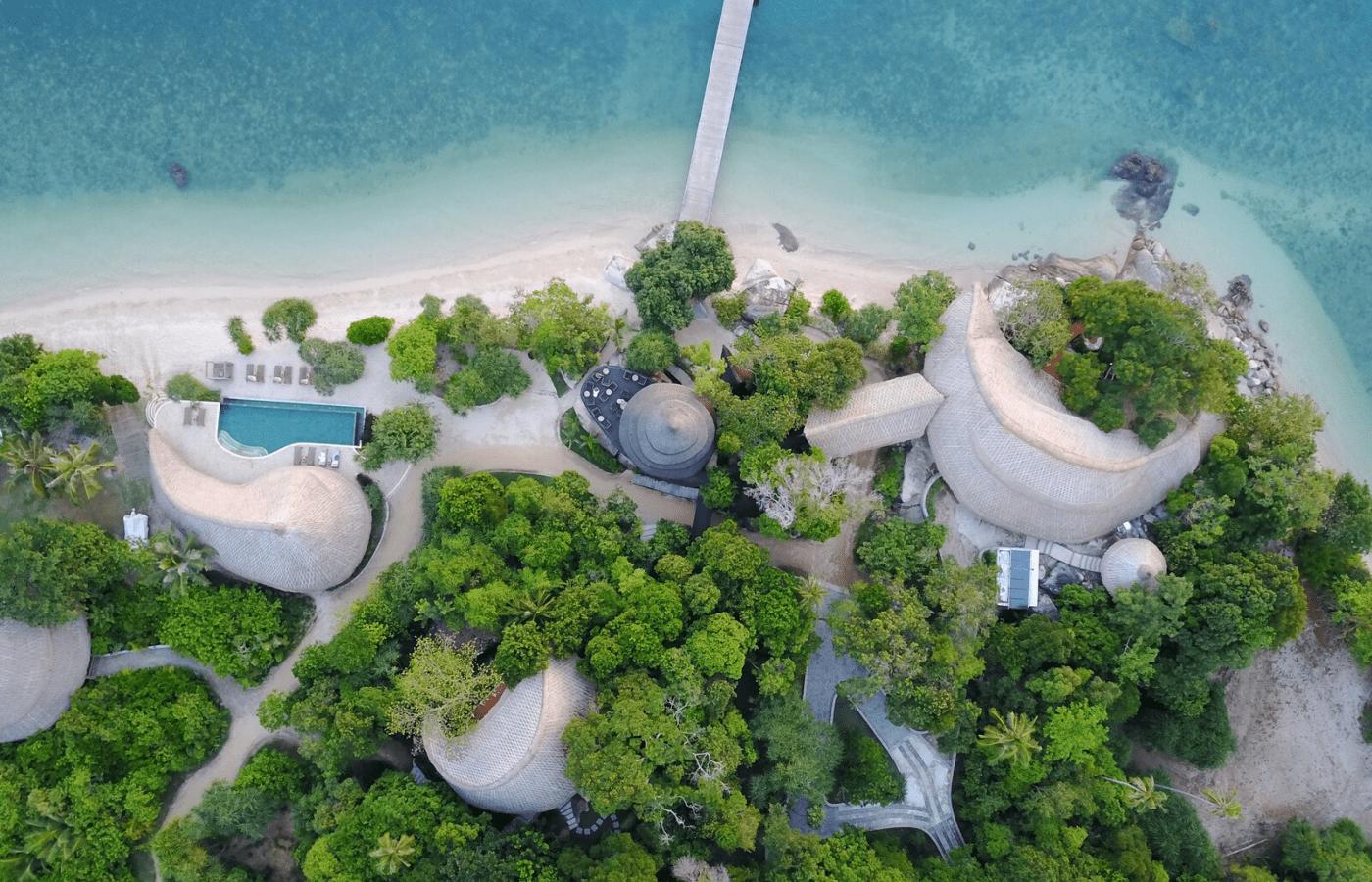 cempedak island   private island resorts in Southeast Asia