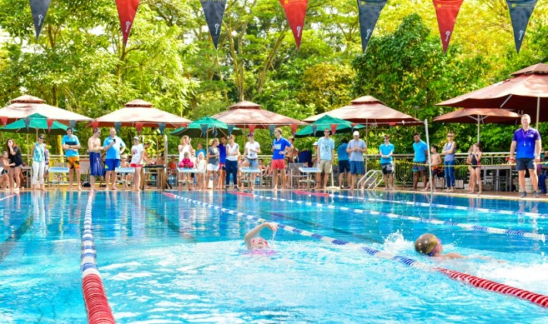 Family clubs in Singapore: Hollandse Club at Bukit Timah features gyms, pools, tennis courts, workshops and family activities