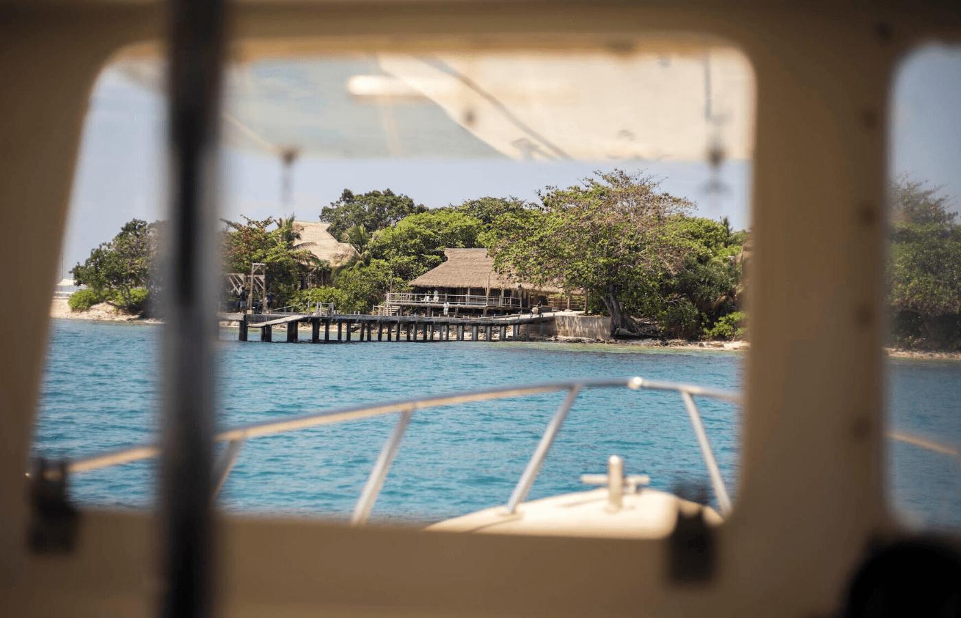 nikoi private island   private island resorts in Southeast Asia