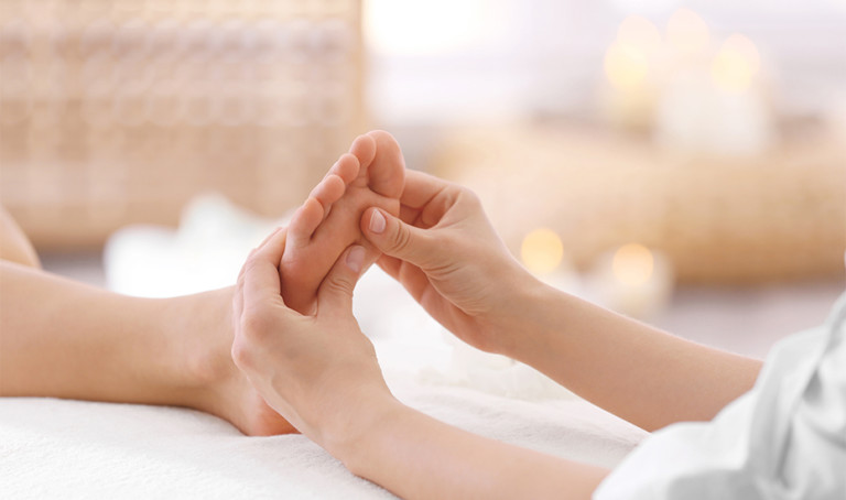 Reflexology and foot massage studios for when you're desperate to relax