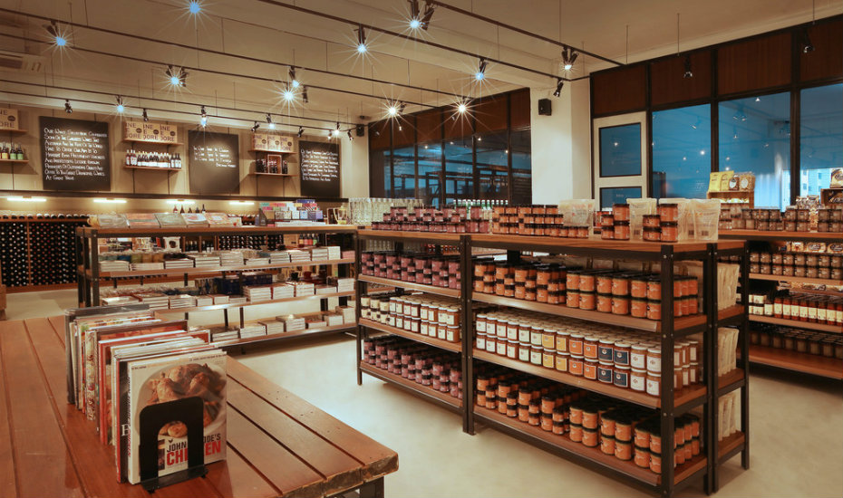 Furniture shopping in Singapore: The Providore Warehouse