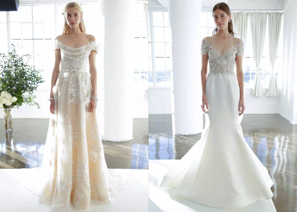Designer wedding dresses: Best gowns at New York Bridal Fashion Week 2017