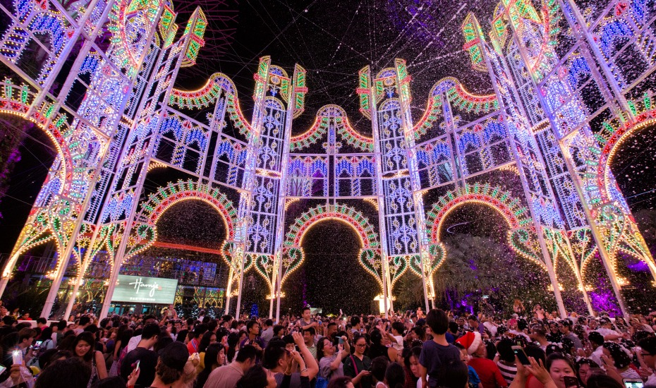 Christmas fairs in Singapore 2016: Ice skating, carnival games, performances, food stalls and ...