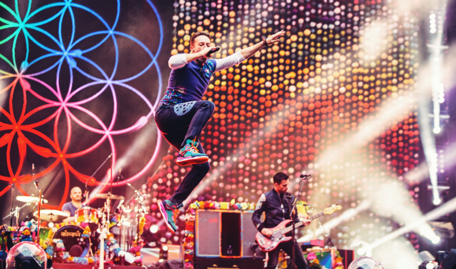 Coldplay live in Singapore 2017: The biggest band in the ...