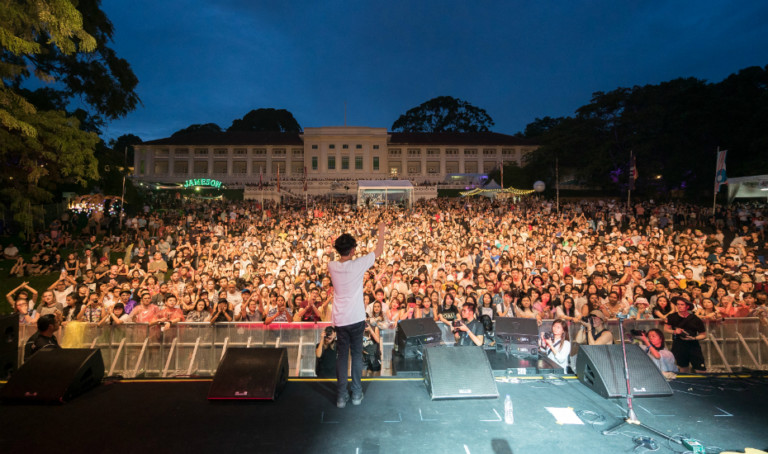 Neon Lights 2016 in Singapore: We review the music and arts festival at Fort Canning Park