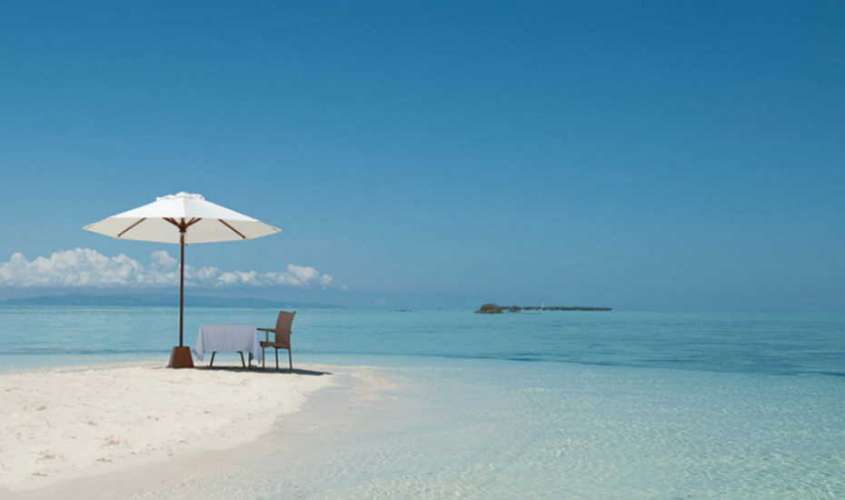 Luxury hotels in Southeast Asia: Eskaya Beach Resort and Spa, Philippines