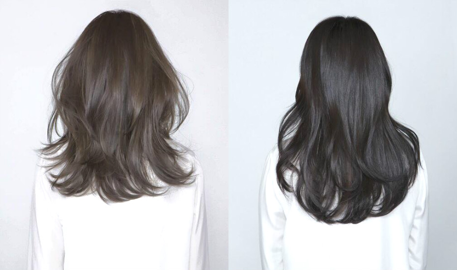 C Natural Hair Style Short