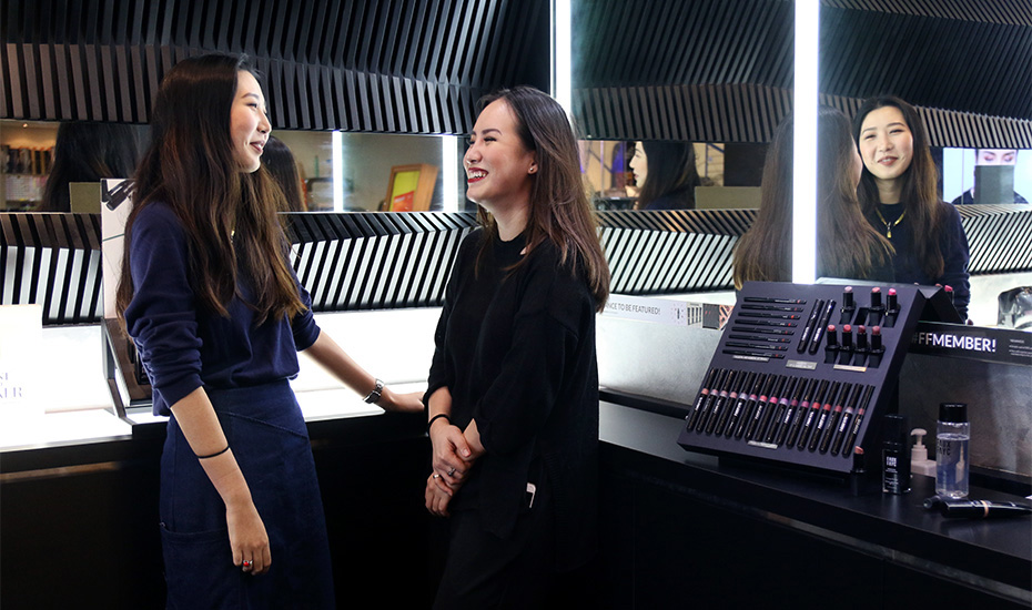 Makeup stores in Singapore: We interview local cosmetic brand Faux Fayc on makeup tips and Instagram beauty trends