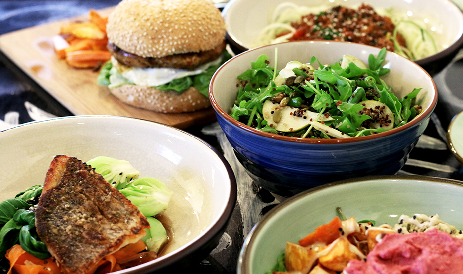 Healthy lunches in the city, Singapore: Where to find vegan, vegetarian, gluten-free and health food in the CBD
