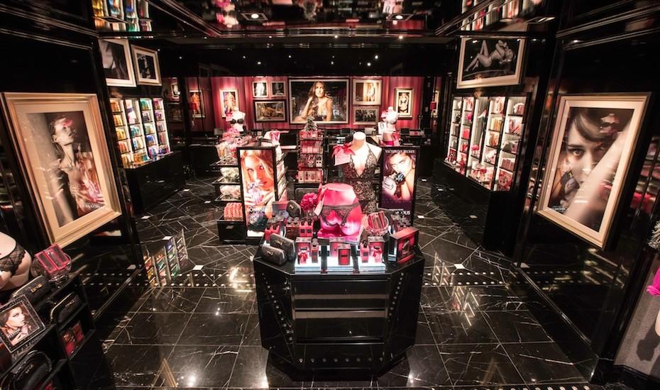 Victoria S Secret In Singapore The Sexy Lingerie Brand