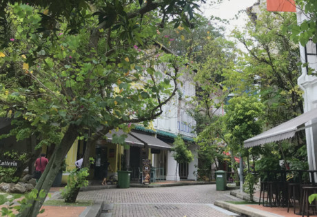 Guide to Duxton Hill