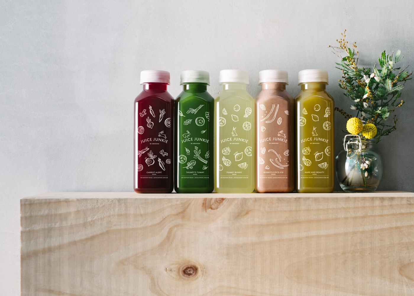 Juice Bars in Singapore: Where to get the best cold-pressed, organic juices