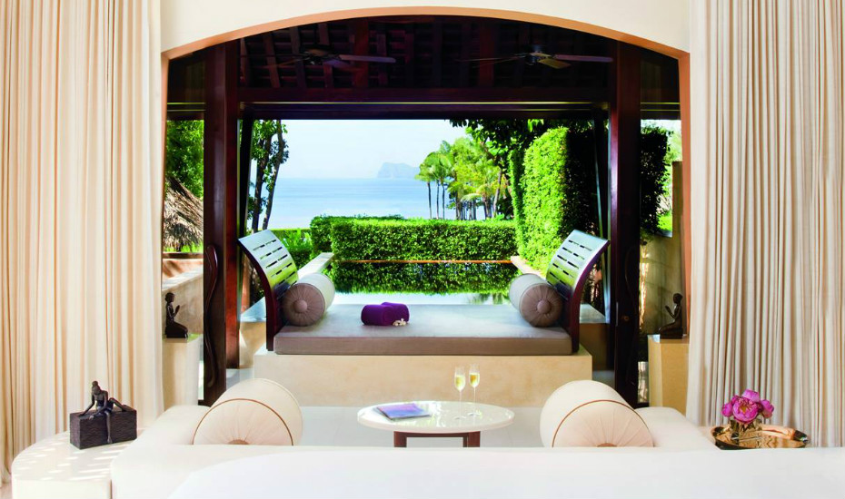 Luxury hotels in Southeast Asia: Phulay Bay, Krabi, Thailand
