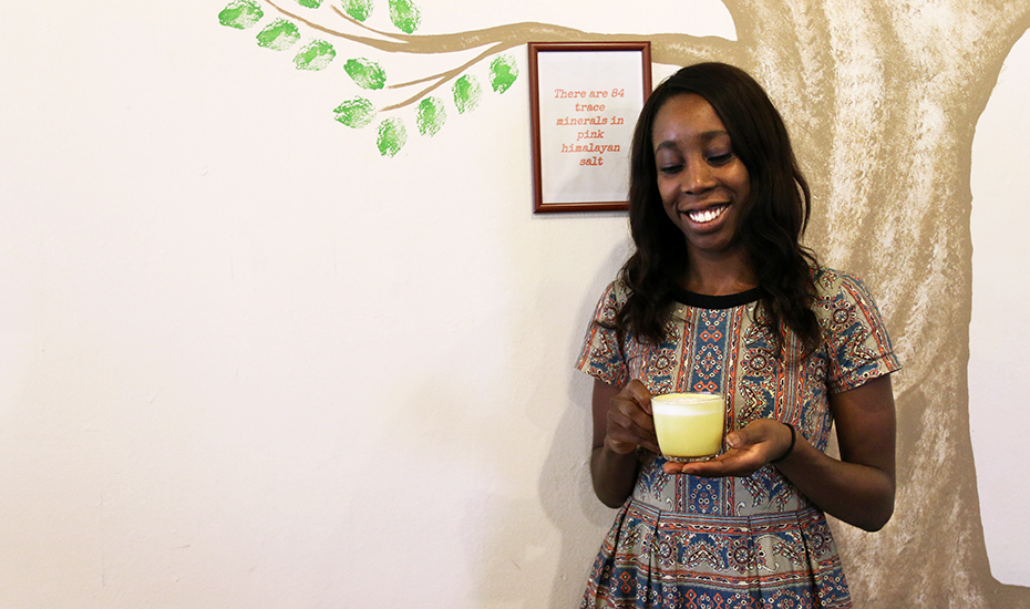 Bulletproof coffee in Singapore: Elika Mather from Kitchen by Food Rebel introduces a healthy coffee alternative