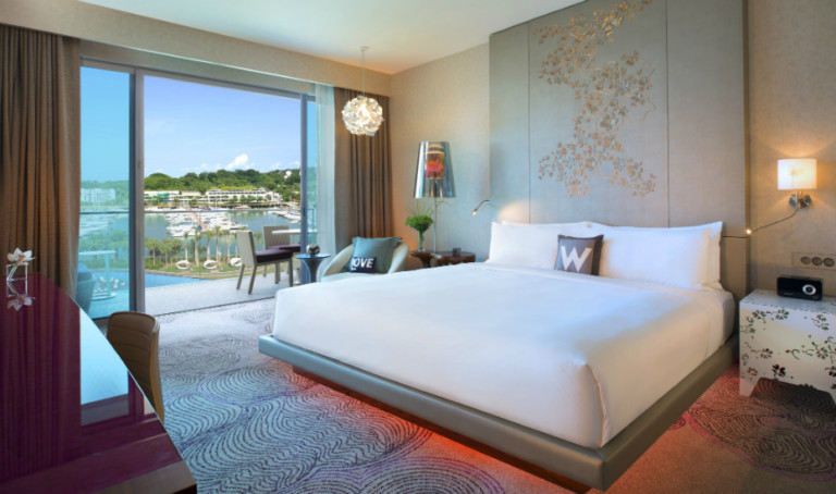 Best hotels in Singapore: Review of W Singapore – Sentosa Cove