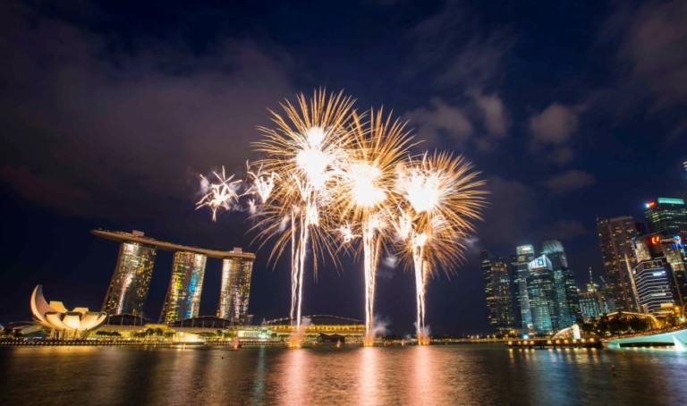 New Year's Eve Parties in Singapore: Countdown to 2017 at these breathtaking Marina Bay Sands venues