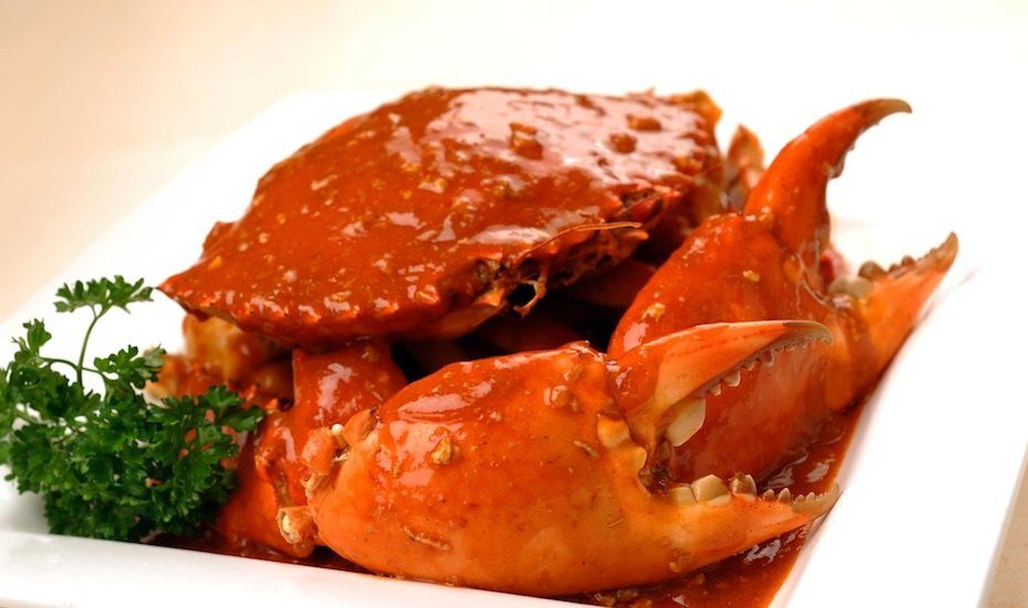 Who has the best chilli crab in Singapore?