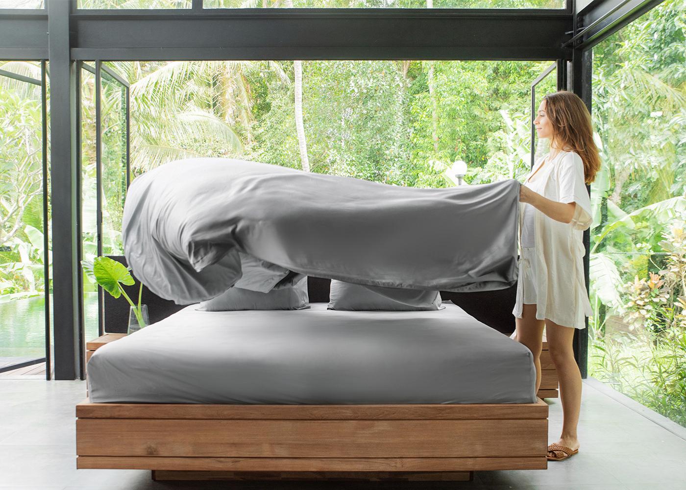Photography: European Bedding