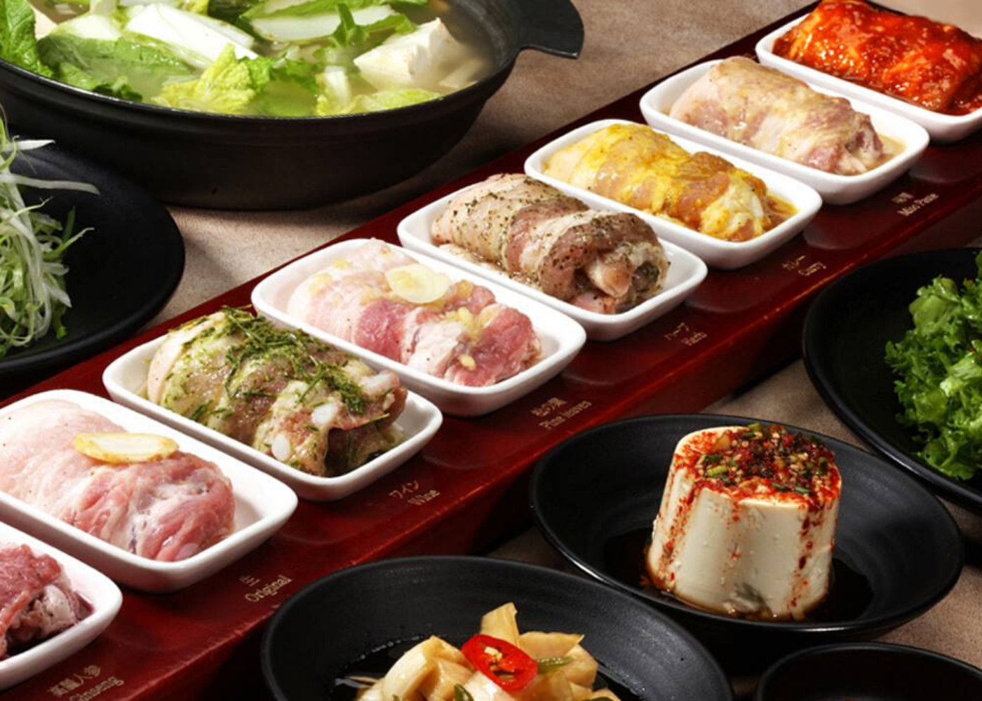Korean BBQ restaurants in Singapore: 8 Korean BBQ