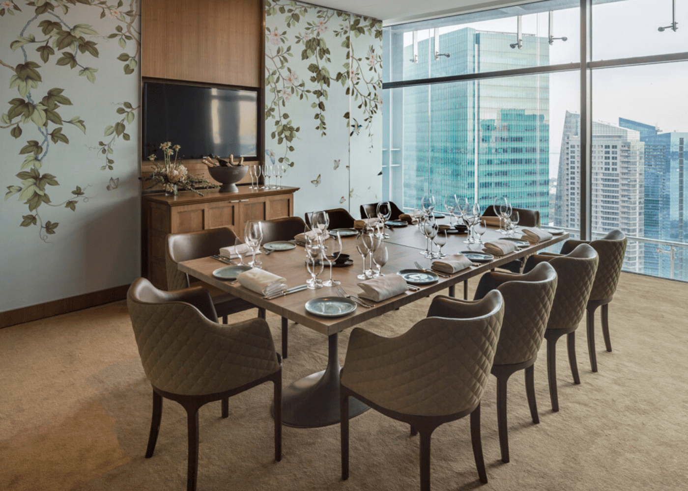 Artemis Grill | Private dining