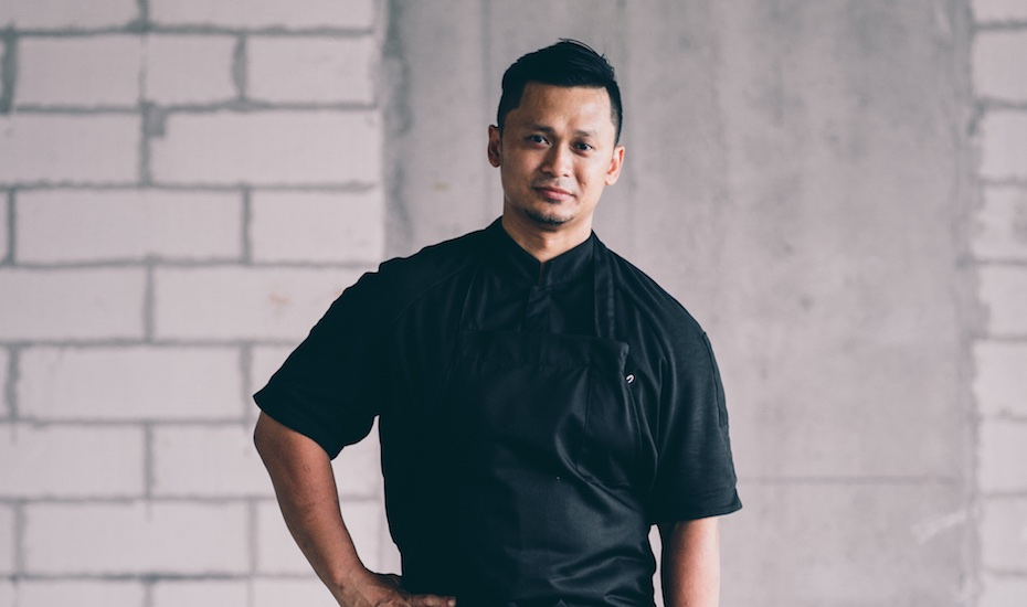 Alma by Juan Amador: We interview Chef Haikal Johari on facing adversity and running a Michelin star restaurant