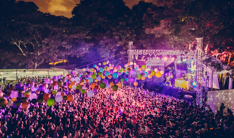 Garden Beats Festival 2017 in Singapore: Sunshine Nation's dance music and picnic festival returns this March